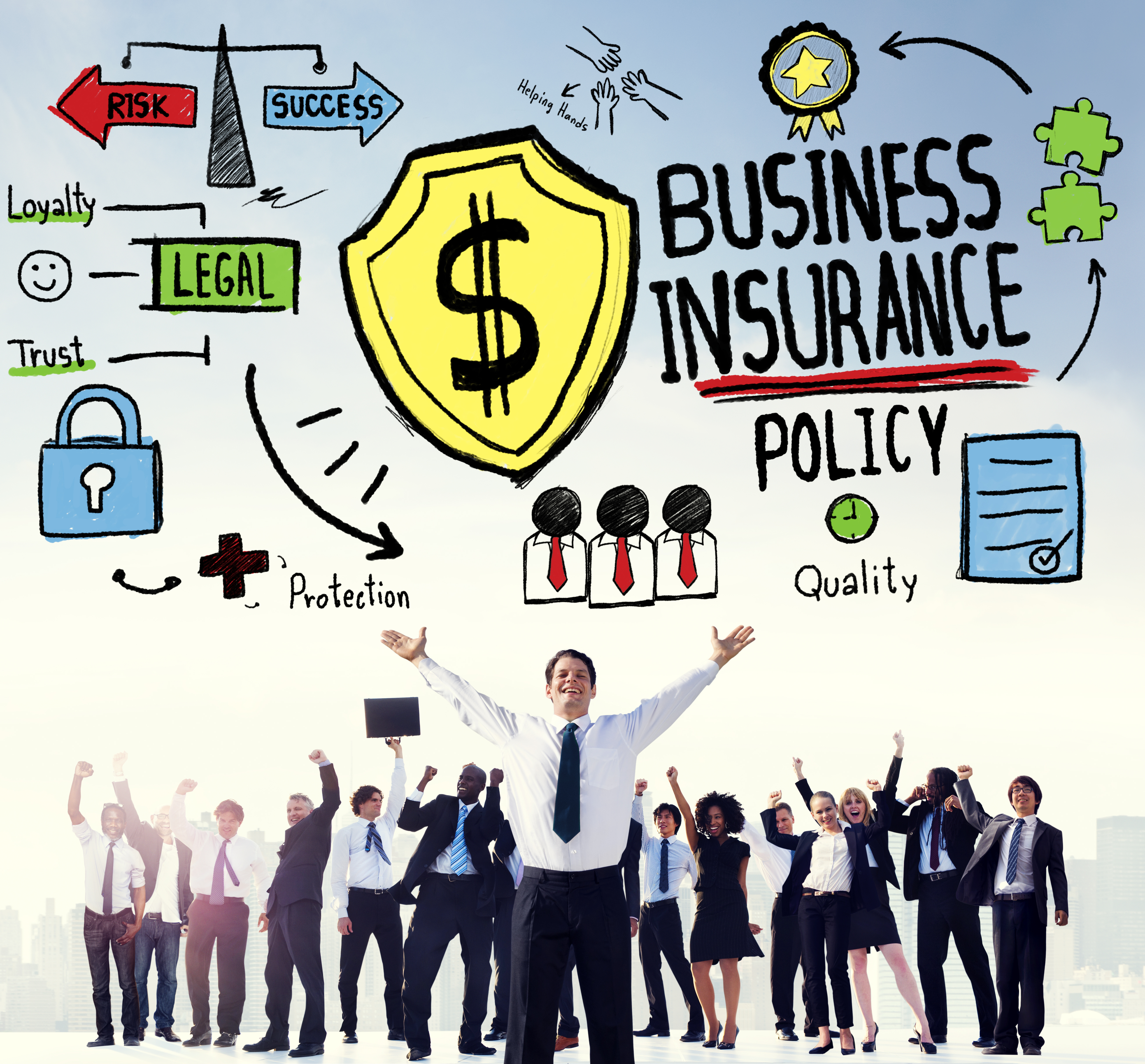 Insurance for Your Business - Reasons to Have General Liability Coverage